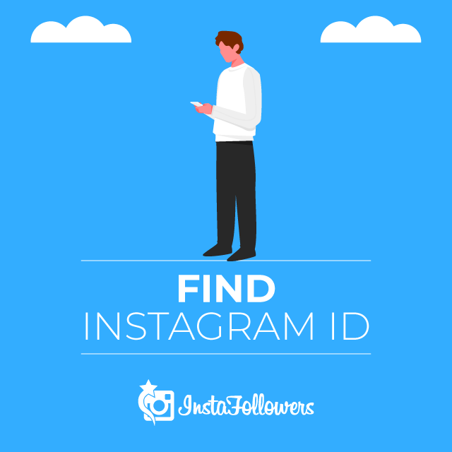 find instagram id