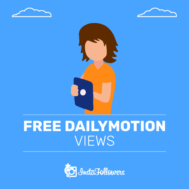 Free Dailymotion Views