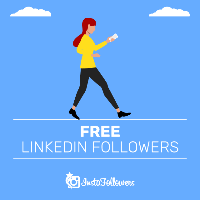 Free Linkedin Followers