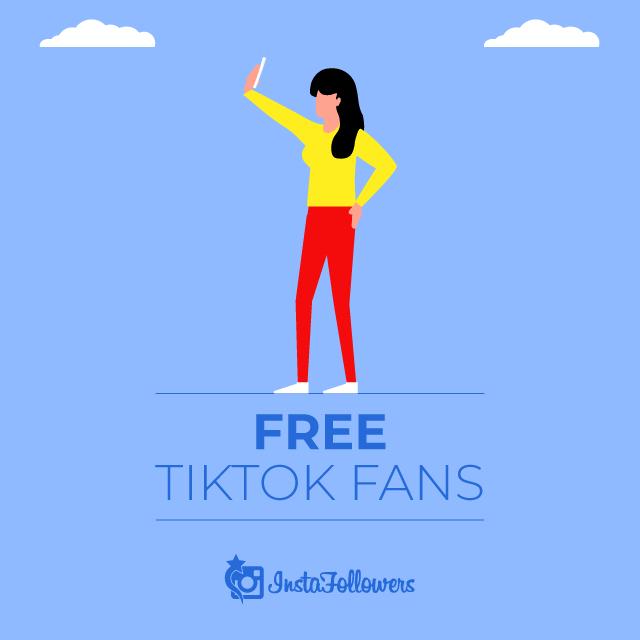 Free Tiktok Fans