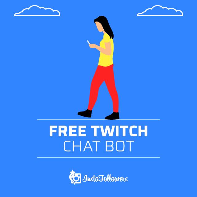 Free Twitch Chat Bot