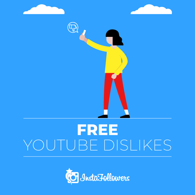 Free Youtube Dislikes