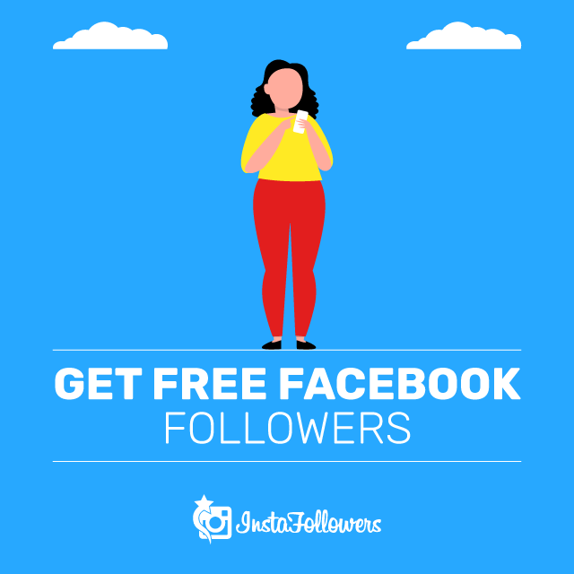 Get Free Facebook Followers