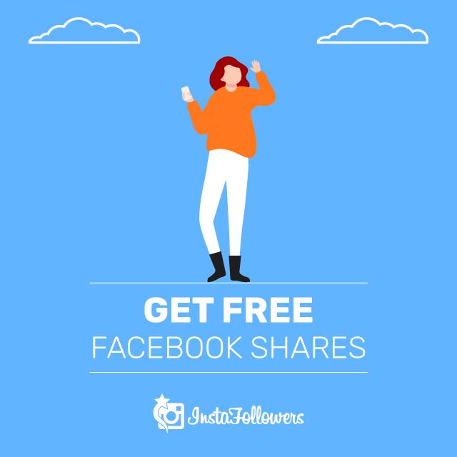 Get Free Facebook Shares