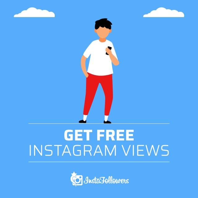 Get Free Instagram Views
