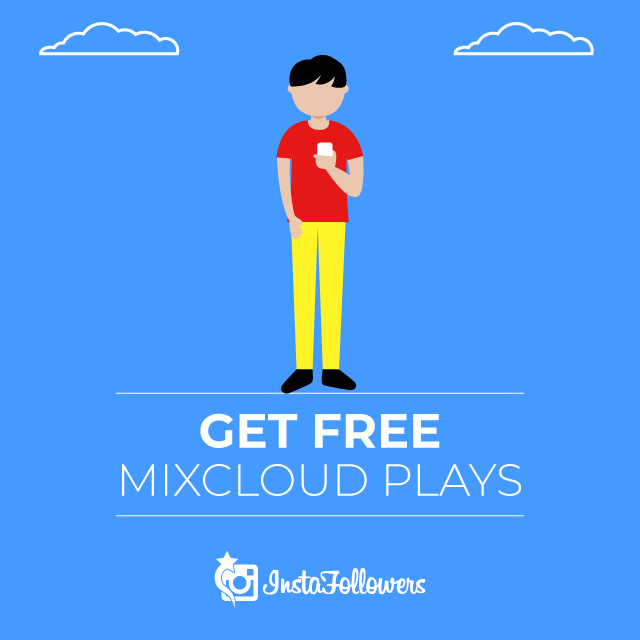 Get Free Mixcloud Plays
