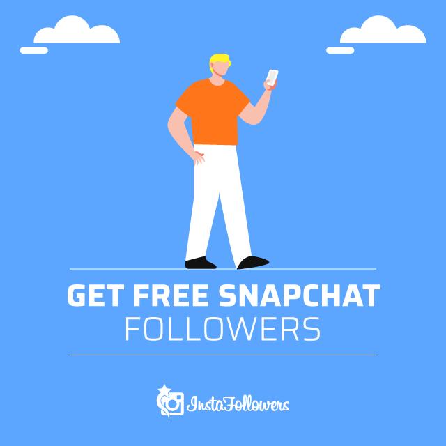 Get Free Snapchat Followers