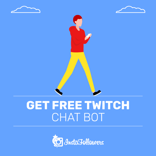 Get Free Twitch Chat Bot