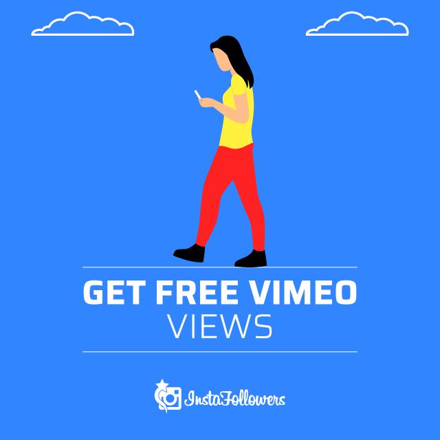 Get Free Vimeo Views