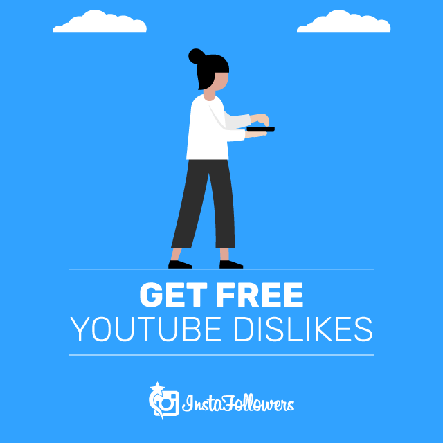 Get Free Youtube Dislikes