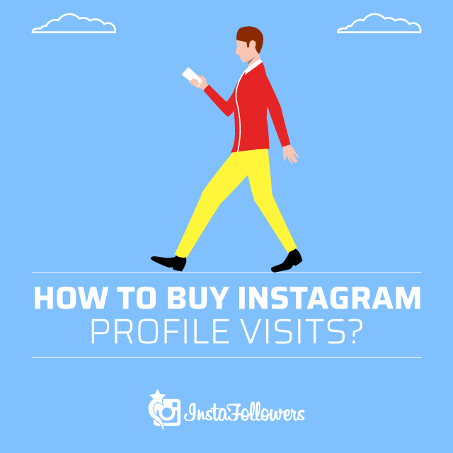 Buy Instagram Profile Visits