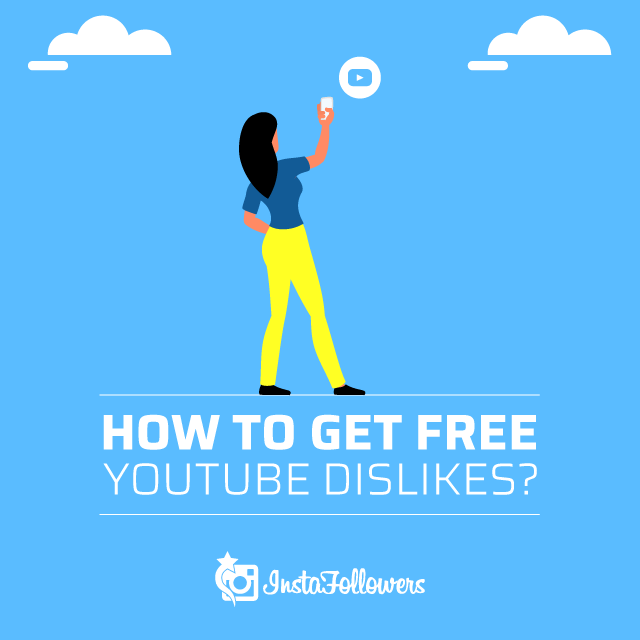 How to get free Youtube dislikes