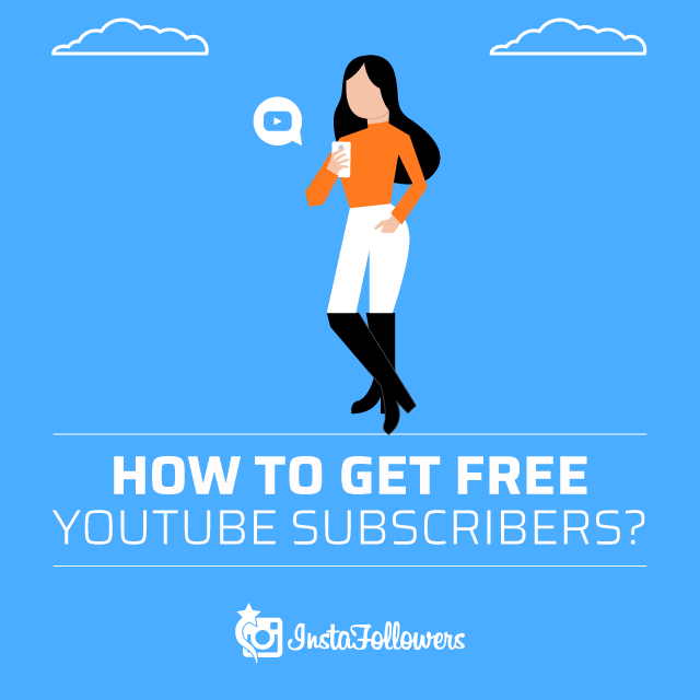 How to get free youtube subscribers
