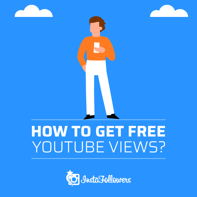 How to get free youtube views