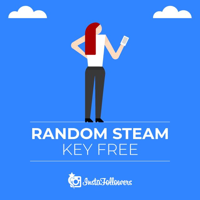 Random Steam Key Free