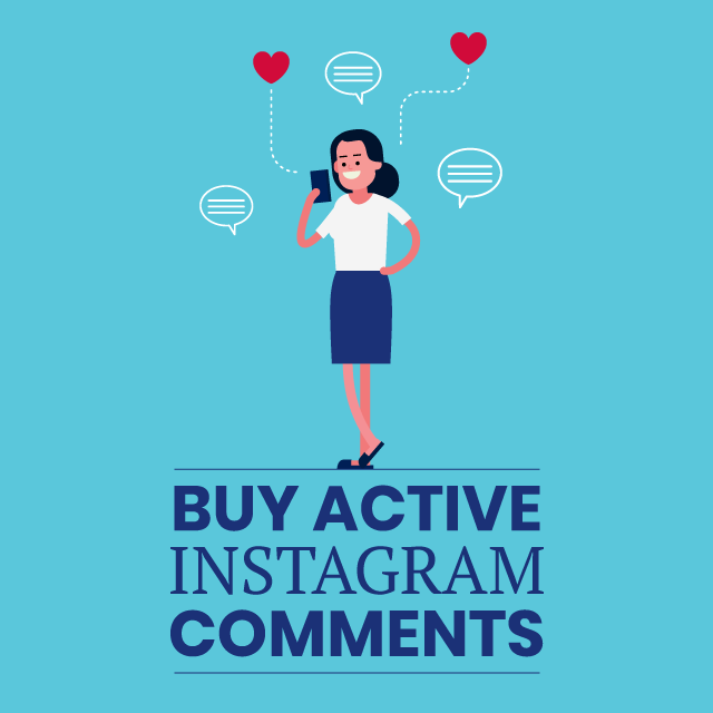 Active Instagram Comments