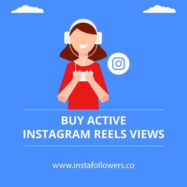 Active Instagram Reels Views