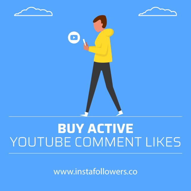 Buy Active YouTube Comment Likes