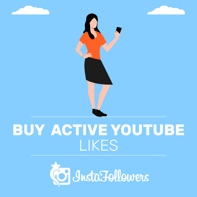 Buy Active Youtube Likes
