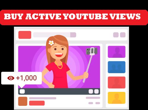 acheter des vues youtube actives