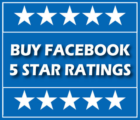 Buy Facebook 5 Star Ratings 100% Active and Real $12.00 - InstaFollowers