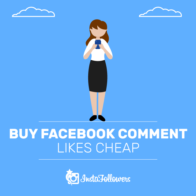 Buy Facebook Comment Likes Cheap