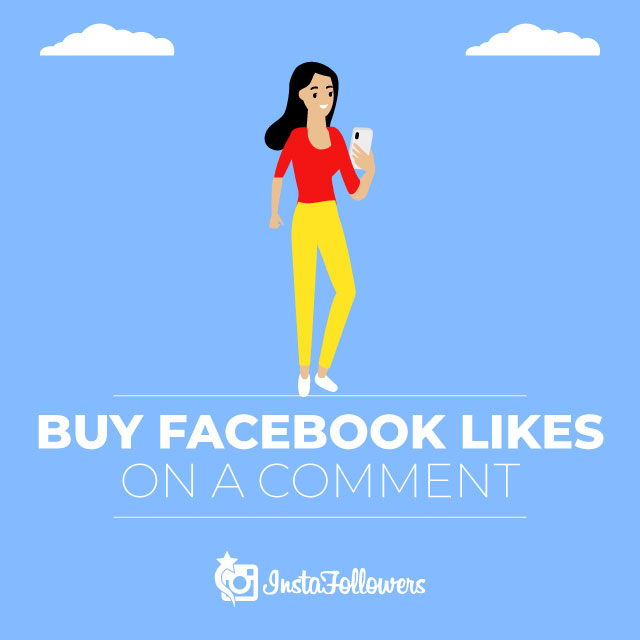Buy Facebook Likes on a Comment