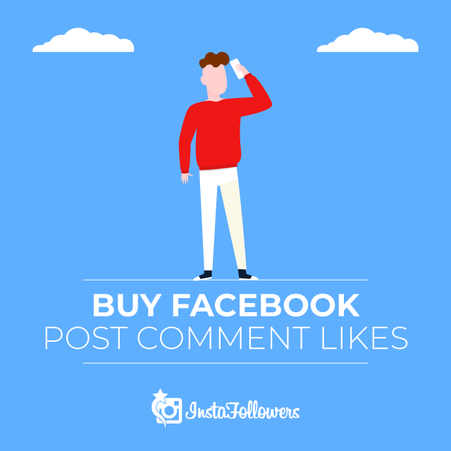 Buy Facebook Post Comment Likes