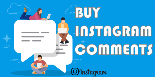 Buy Instagram Comments 100% Active and Real $3.40 - InstaFollowers