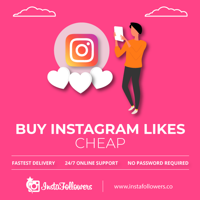 Instagram likes Cheap