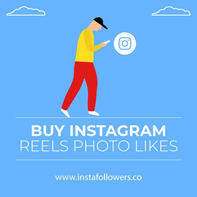 Buy Instagram Reels Photo Likes