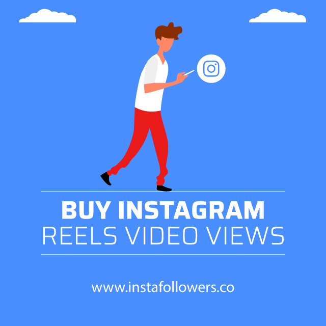 buy Instagram reels video views