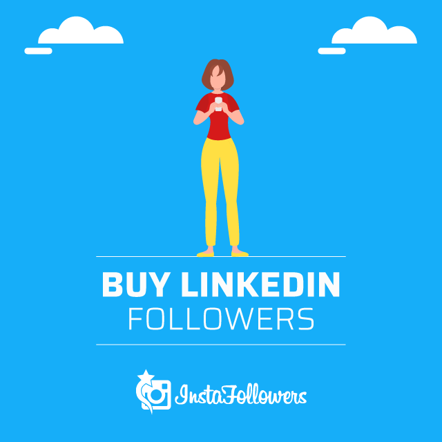 Buy Linkedin Followers & Real