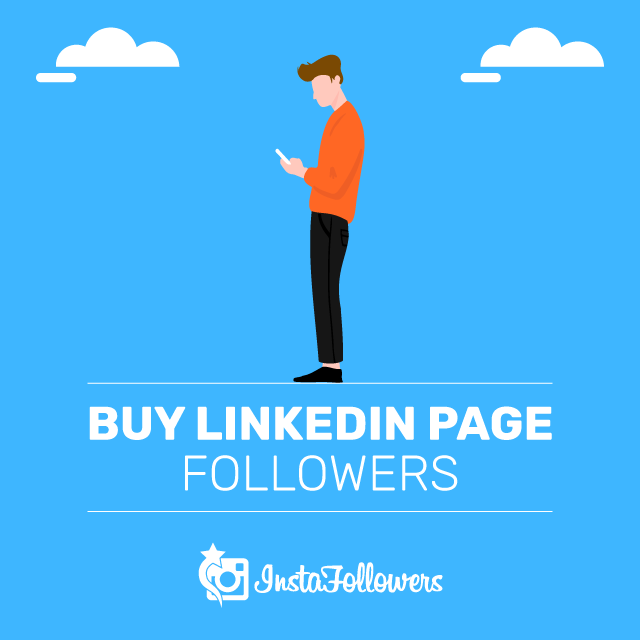 Buy Linkedin Page Followers & Active