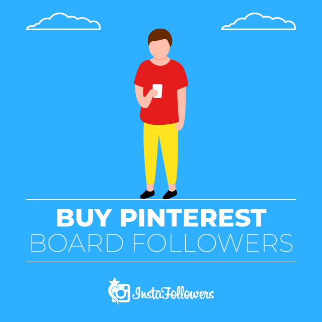 Buy Pinterest Board Followers