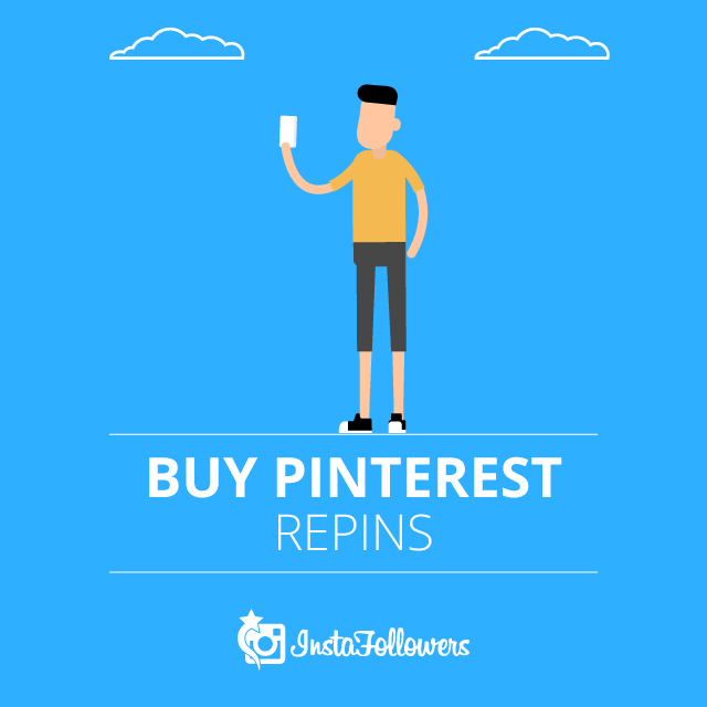 Buy Pinterest Saves (Repins) - 100% Safe & Fast