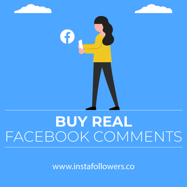 Buy Real Facebook Comments