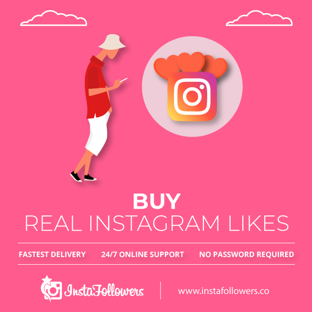 Instagram real likes