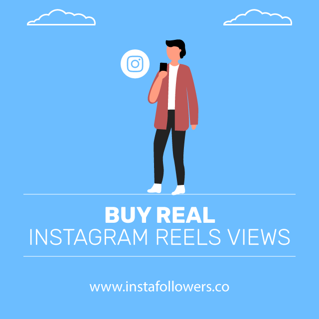 buy real Instagram reels views