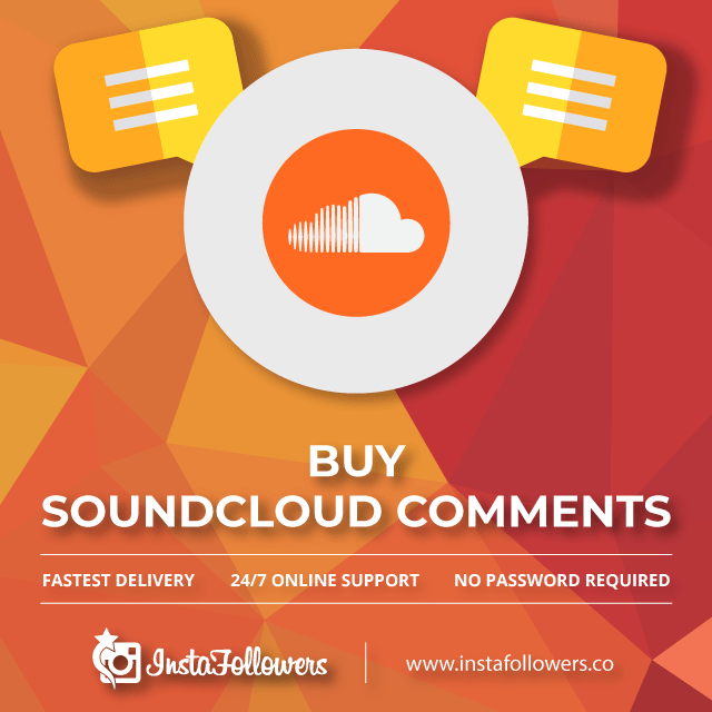Buy SoundCloud Comments with PayPal - Guaranteed,Cheap,Real