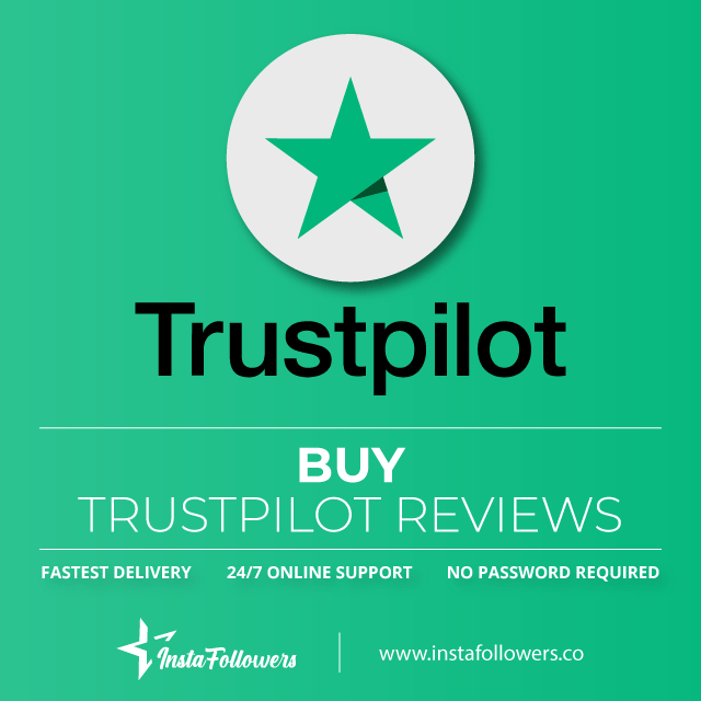 Buy Trustpilot Reviews by PayPal - Real, Active & Instant