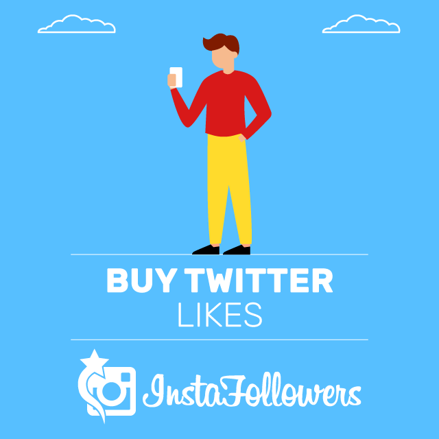 Buy Twitter Likes - 100% Real & Active - Cheap Likes | Instafollowers