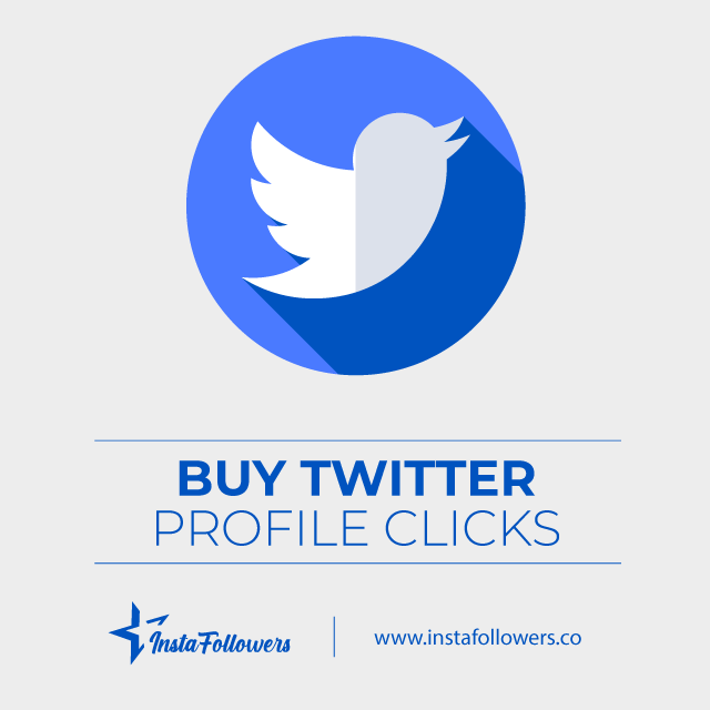 buy twitter profile clicks