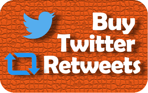 Buy Twitter Retweets 100% Active and Real $1.90 - InstaFollowers