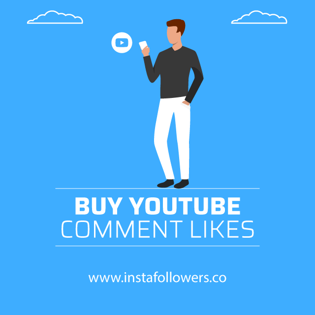 Buy YouTube Comment Likes