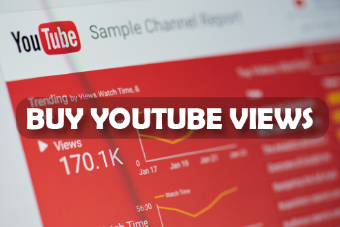 Buy Youtube Views 100% Active and Real $3.50 - InstaFollowers