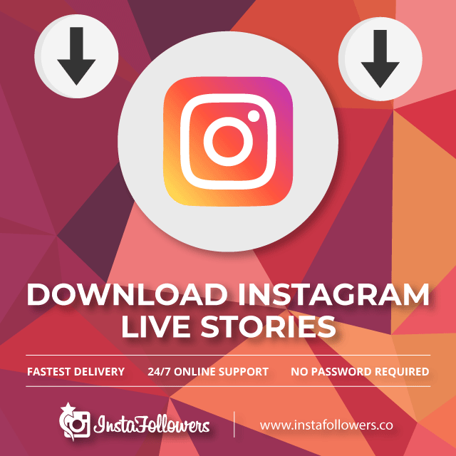 Download Instagram Stories