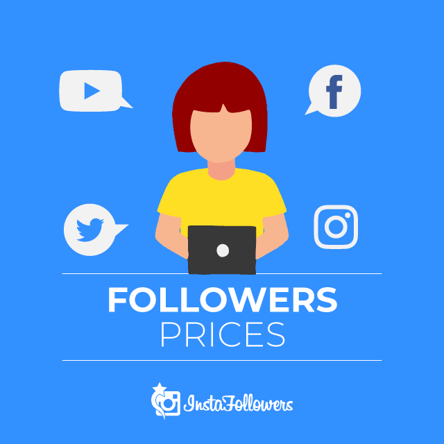 Followers Prices
