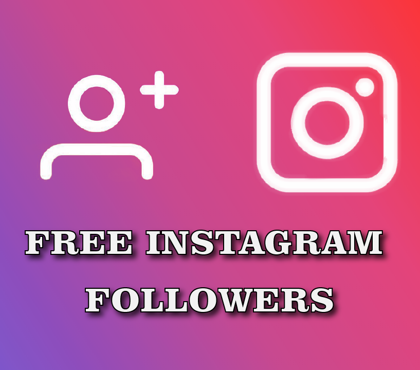 get free followers on instagram for free