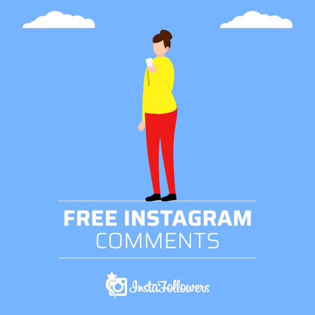 Free Instagram Comments